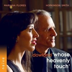 Dowland: Whose Heavenly Touch