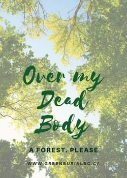 Natural Burial in BC ~ A conversation with Nicola Finch hosted by the Death Doula Network of BC