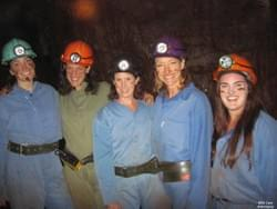 ESY Retreat - Caving Experience
