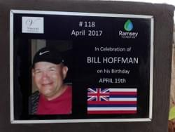 Water Well in Cambodia installed by Mark & Trina Ramsey Foundation in celebration of Bill Hoffman's birthday