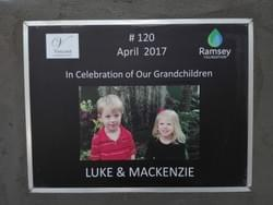 Water Well in Cambodia installed by Mark & Trina Ramsey Foundation in celebration of the Grandchildren of Bev & Dan Pfalzgraf