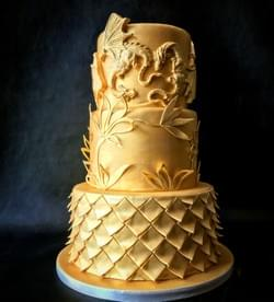 The Dragon Cake
