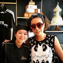 Celebrity Pat Mok at Mad About Sucre
