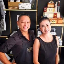 Mediacorp Celebrity Evelyn Kok at Mad About Sucre