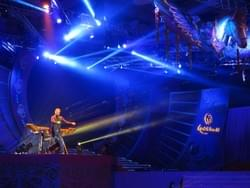 THE EARTH HARP PERFORMS FOR A MAJOR ASIAN CORPORATION