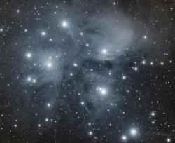 M45 - Pleiades - The Seven Sisters