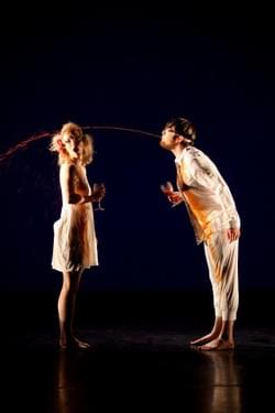 """On Red & Butterflies"", Bonnie Bird Theater, London 2012"