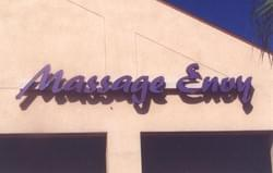 Massage Envy Channel Letter Sign from Signs in One Day
