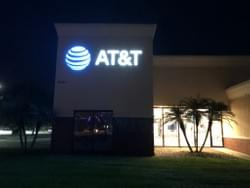AT&T - Channel Letter Sign from Signs in One Day