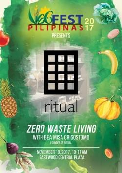 Zero Waste Living With Ritual