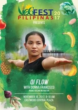 Qi Flow Yoga with Donna Francisco
