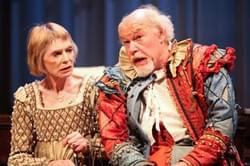 Timothy West and Susannah York in Quartet