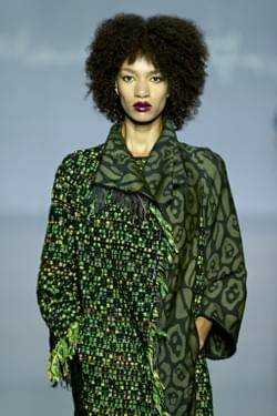 Marianne Fassler, MBFW for MAC Cosmetics, Photo by SDR photo