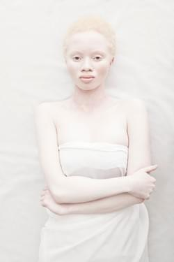 Photo by Justin Dingwall, Model Thando Hopa