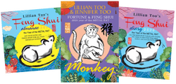 2020 Monkey Book, Almanac & Diary Bundle