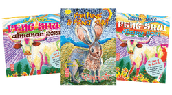 2021 Rabbit Book, Almanac & Diary Bundle
