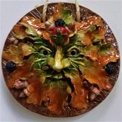 Autumn plaque.  SOLD Commisions taken