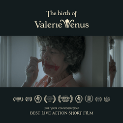 The Birth of Valarie Venus