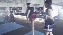 LADIES ONLY PURE MUAY THAI SEMINAR