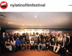 NY Latino Film Festival Class Photo!