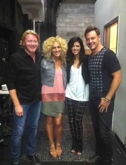 Little Big Town - Lisa Johnson Makeup
