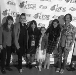 TCDR Cast and Crew, post-screening at Austin Film Festival