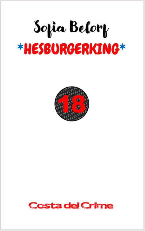 HESBURGERKING KIRJA