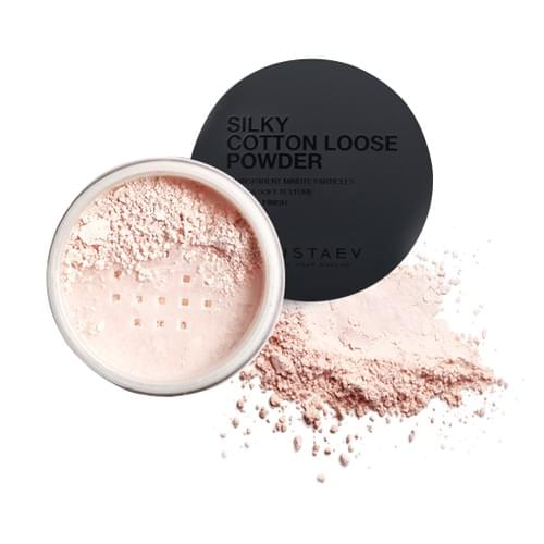 SILKY COTTON LOOSE POWDER #01 NATURAL