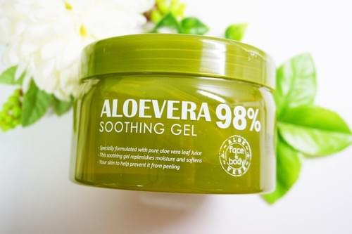 FROMNATURE Aloevera 98% Soothing Gel (500g) 1