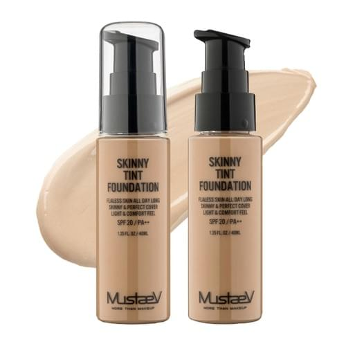 SKINNY TINT FOUNDATION #21 BRIGHT BEIGE