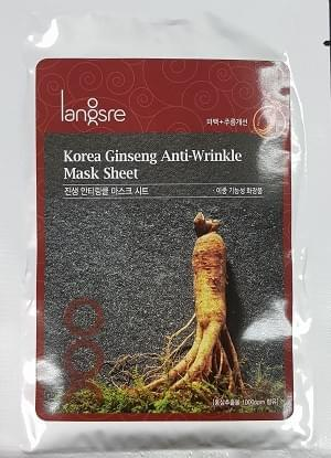 Korea Ginseng Anti-Wrinkle Mask Sheet