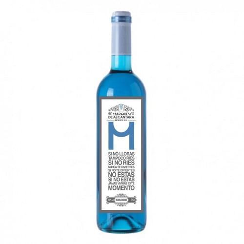 Marqués de Alcántara Chardonnay ECOLOGIC