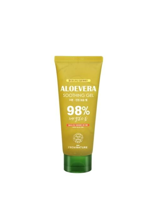 FROMNATURE Aloevera 98% Soothing Gel  (150g) 1