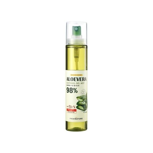 FROMNATURE Aloevera 98% Soothing Gel Mist (120ml) 1