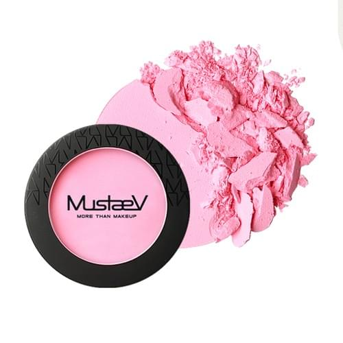 CHEEKY CHIC BLUSH #01 ODD PINK