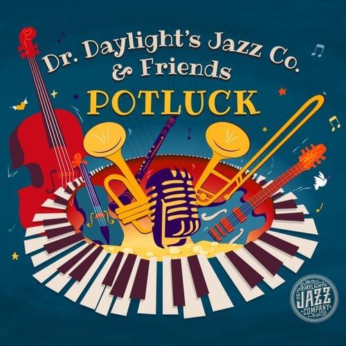 Dr. Daylight's Jazz Co. CDs