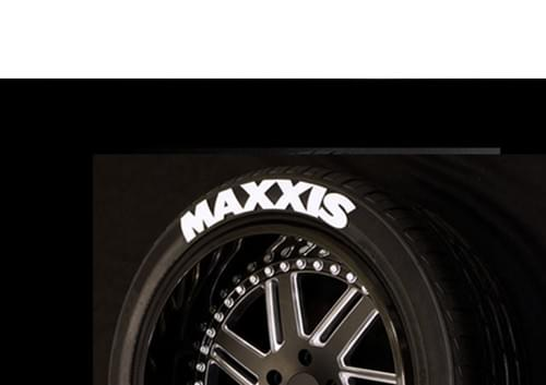 LETTRAGE POUR PNEU/TIRE LETTERS - MAXXIS / MAXXIS