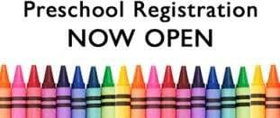 2020-2021 Preschool Registration