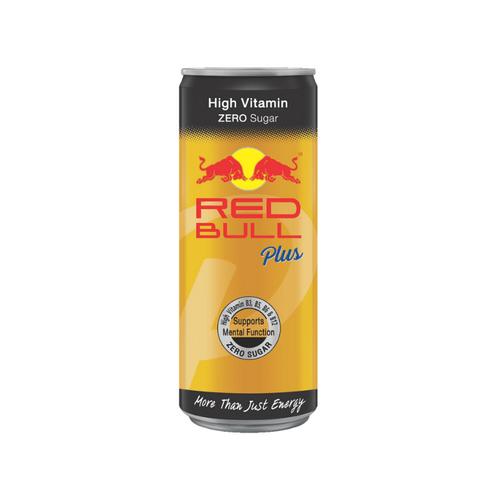 Red Bull Plus
