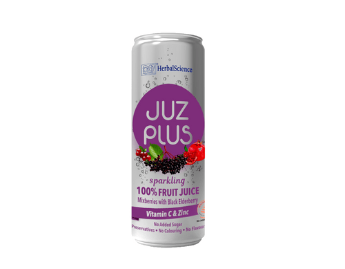 JUZ PLUS BLACK ELDERBERRY