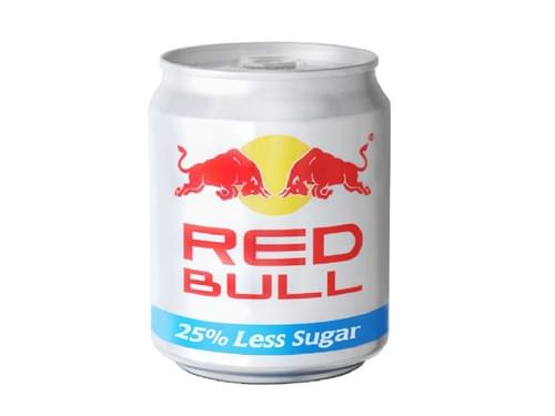 RED BULL 25% LESS SUGAR (CARTON)