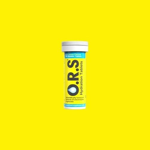 O.R.S12タブレット(レモン)