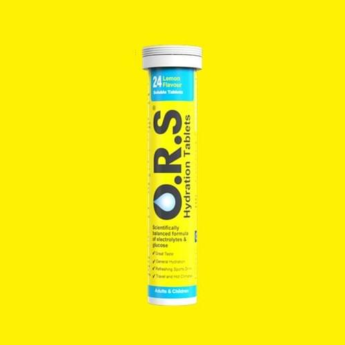 O.R.S24タブレット入り(レモン)