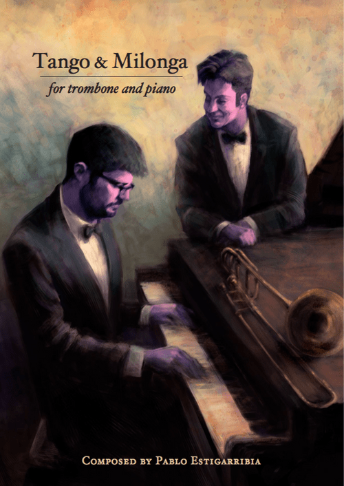 Tango & Milonga (PDF) for trombone and piano