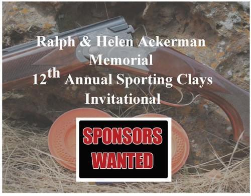 Sporting Clay's Sponsorship
