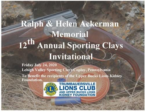 Sporting Clay's