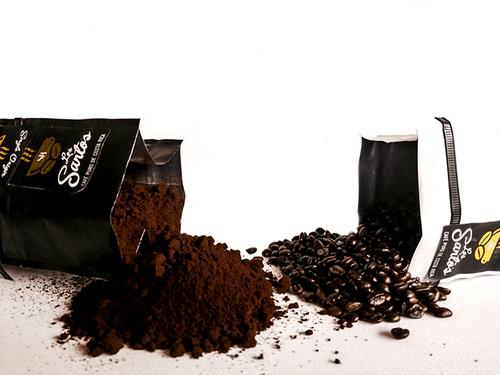 2Pack Premium WHOLE BEAN Coffee / ITALIAN Roast / Tarrazú, Costa Rica / 12 OZ/