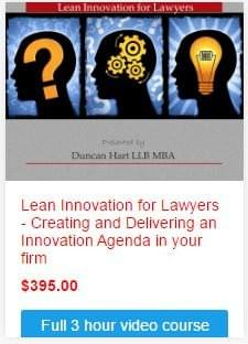 Lean Innovation Course