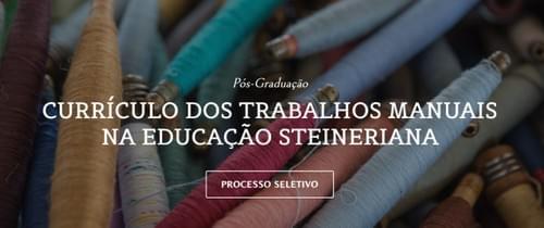 O currículo dos trabalhos manuais na educação steineriana