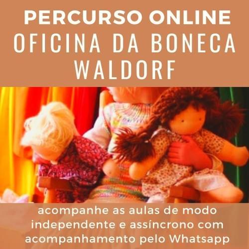 Percurso da Boneca Waldorf